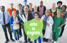 Professions in English
